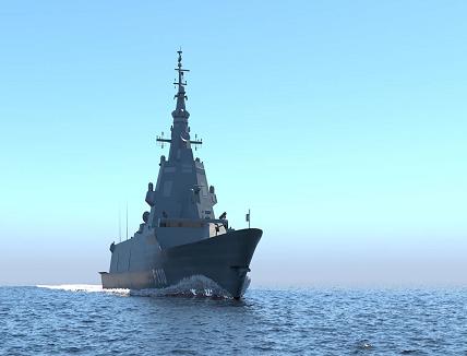 Spanish Navy F-110 Frigates