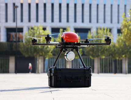 Lidar UAV Mapping