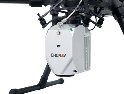 Lightest UAV LiDAR Sensor