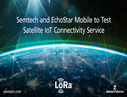 Satellite IoT Connectivity Service