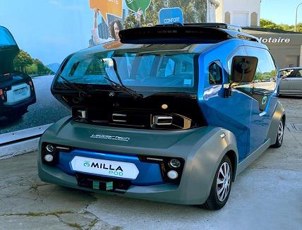 Autonomous Electric POD Vehicles