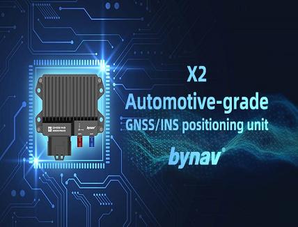 GNSS positioning unit for Autonomous Driving