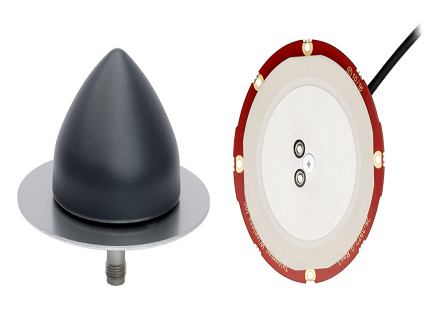 Antennas for high-accuracy positioning