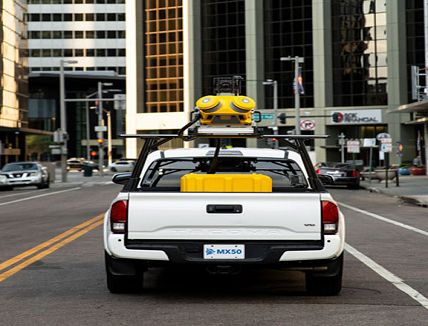 Mobile Mapping system for Asset Management
