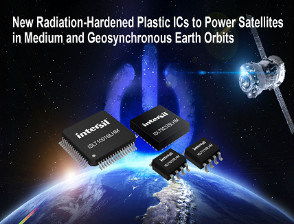 ICs for Satellite Power Management Systems