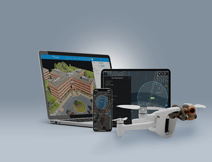 4G LTE connected drone solution