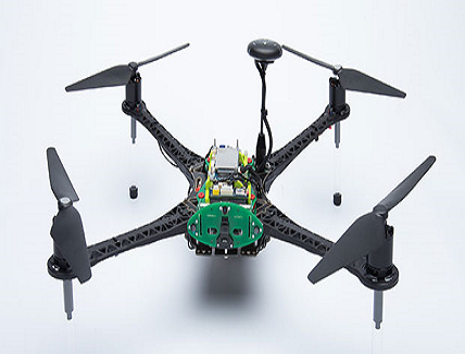 5G and AI-Enabled Drone Platform