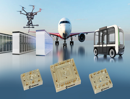 Baseless Power Modules for Aerospace applications