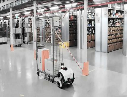 Autonomous Solutions for Industrial Robotics