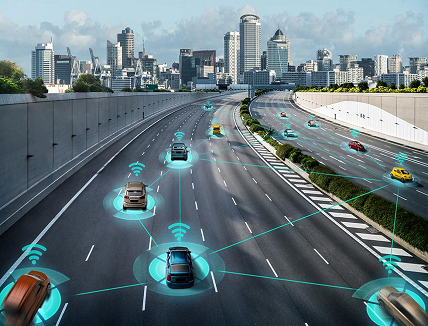 Connected vehicle data for safer Roadways