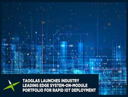 EDGE System-on-Module for IoT development