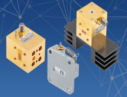 Waveguide Gunn Diode Oscillators for Military Communications