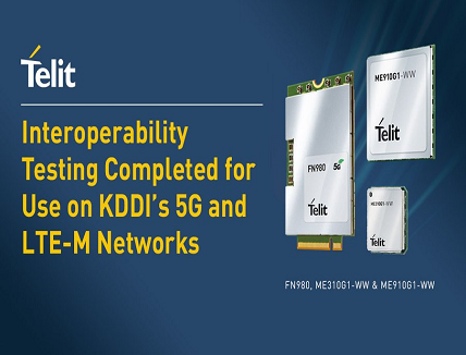 5G and LTE-M Networks