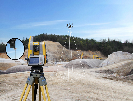 Drone compatible with Aerial Photo Surveying