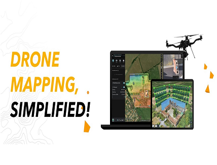 Cloud-based Drone Mapping Solution