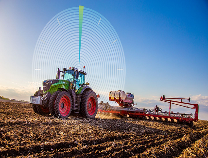 GNSS SMART Antenna for Agriculture applications