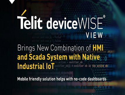 HMI & Scada System with Native Industrial IoT