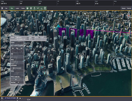 Software Toolkit for Geospatial Visualization