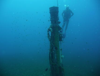 Underwater intruder detection technology