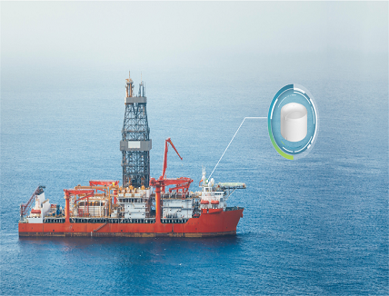 Anti-Jamming protection for Offshore Marine Vessels
