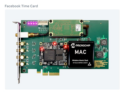 Timing module for Data Centers
